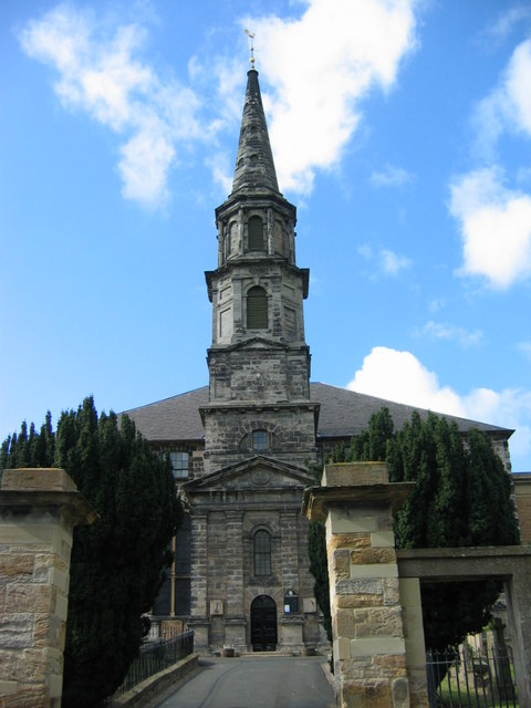 St. Michael's Kirk, Inveresk Village