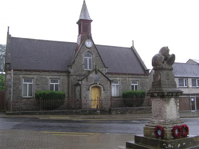 The Lady Brook Memorial Hall, Brookeborough