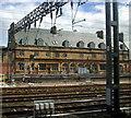 NS5864 : Former Bridge Street station by Thomas Nugent