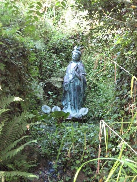 Kwan Yin - Chinese goddess of mercy & compassion