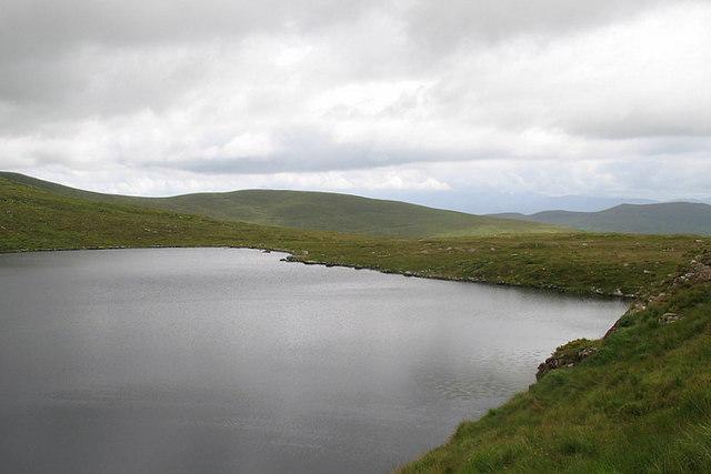 Loch Bhearna na Gaoithe