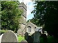 SX4559 : St Budeaux Church, Plymouth. by Mick Lobb