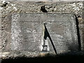 SX4559 : Sundial at St Budeaux Church, Plymouth by Mick Lobb