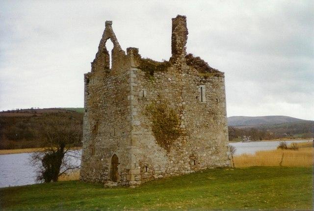 Annaghs Castle, Co. Kilkenny