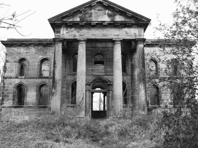 Mausoleum, Seaton Delaval Hall
