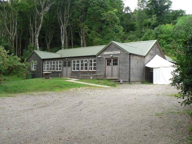 Isle of Eigg: community hall