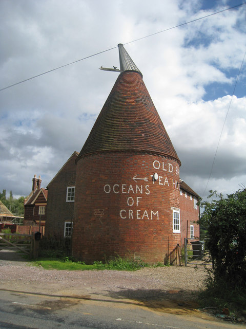 The Oast House Stocks Green Road 169 Oast House Archive