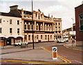 ST5972 : The George & Railway, Temple Gate by Keith Edkins