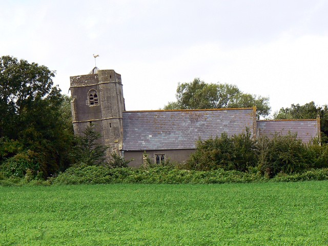 St Saviour's church, Puxton