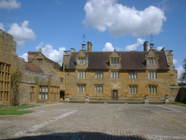 Ashby St Ledgers Manor House