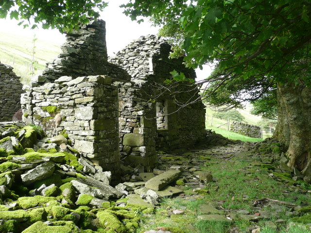 Ruins of Wandale Farmhouse