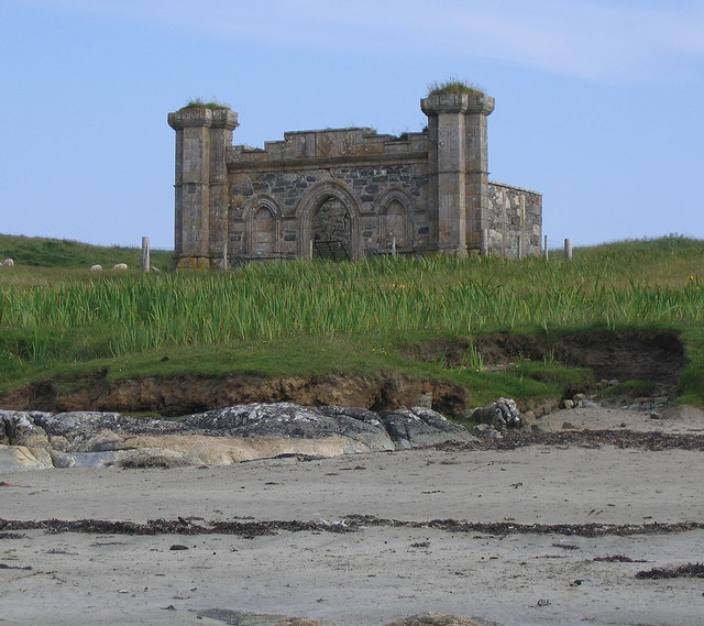 MacLean's Tomb