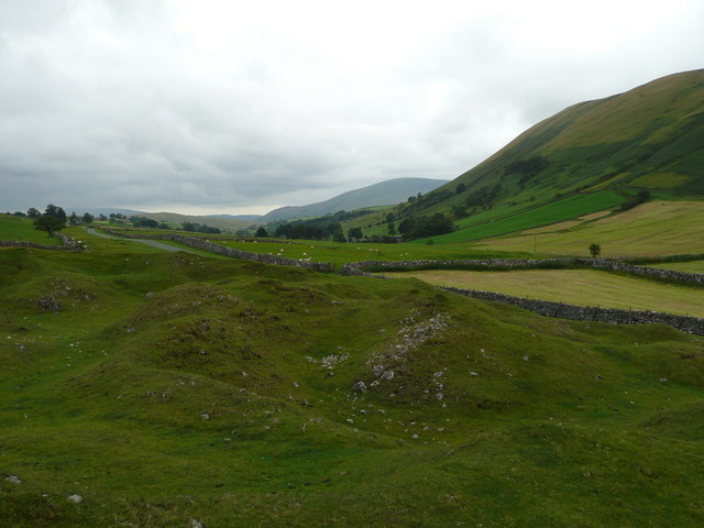 Fields above Studfold