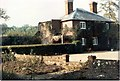 TQ9456 : Scholand Farmhouse (now Shulland Court), Newnham by D Gore