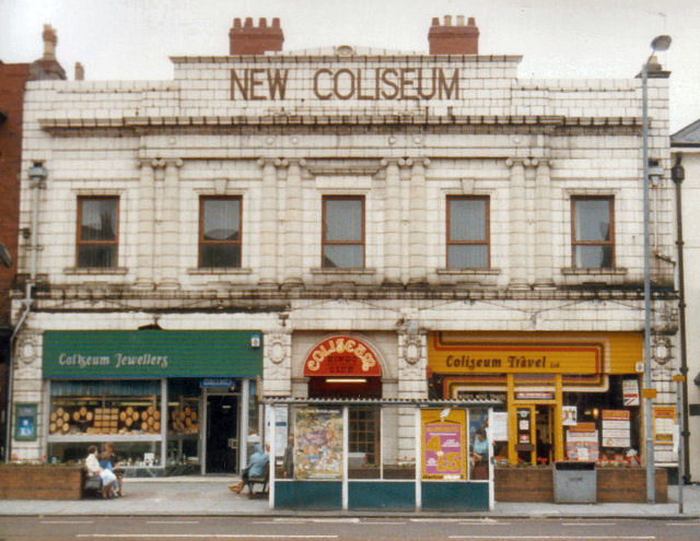 New Coliseum, Whitley Bay