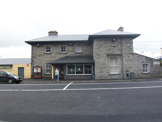 Longford Railway Station