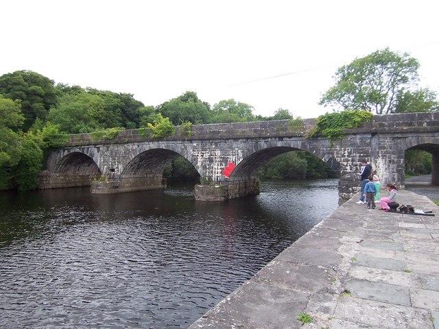 Knockvicar Bridge