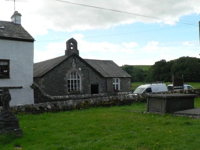 Ings: the Parish Hall