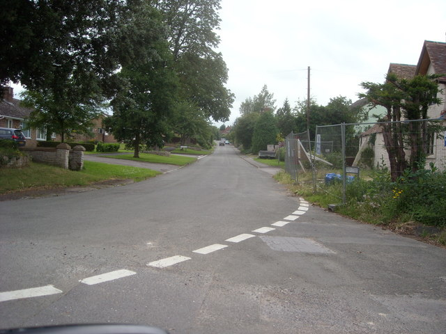 High Street, Aldington