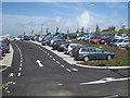 SW7745 : Truro Park & Ride at Langarth by Rod Allday