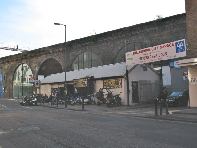 Millennium City Garage Stephen Craven Geograph Make Your Own Beautiful  HD Wallpapers, Images Over 1000+ [ralydesign.ml]
