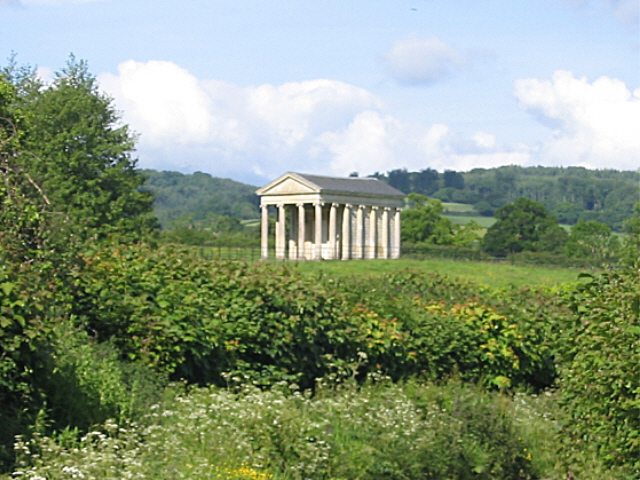 Temple of Harmony, Goathurst, Somerset