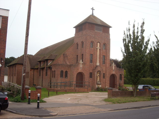 St Martha Roman Catholic Church, Little Common