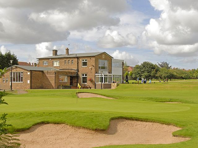 Grange park golf club wedding