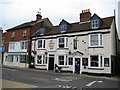 TQ8790 : Rochford: Kings Head Inn by Nigel Cox