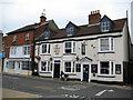 TQ8790 : Rochford: Kings Head Inn by Nigel Cox