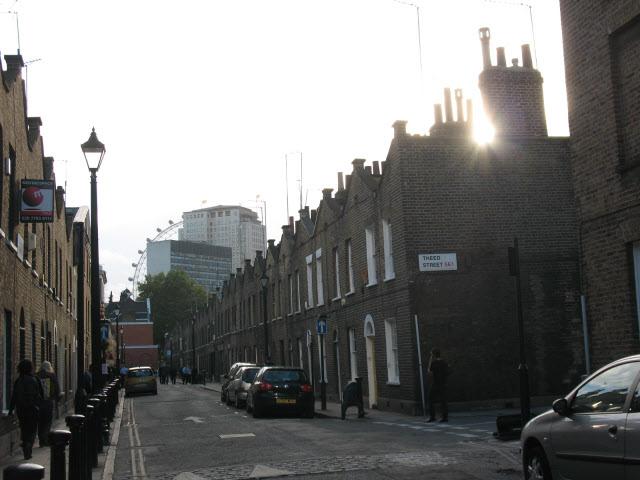 Roupell Street, SE1