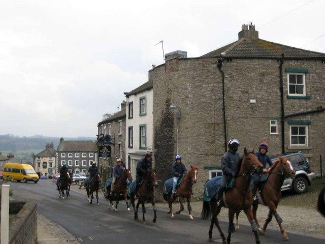 Prime horseflesh, Middleham