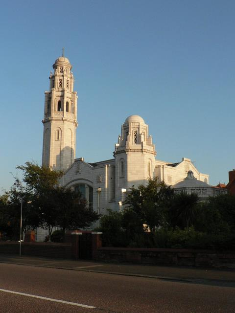 Lytham: the White Church