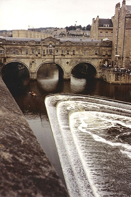 Pulteney Weir and Bridge