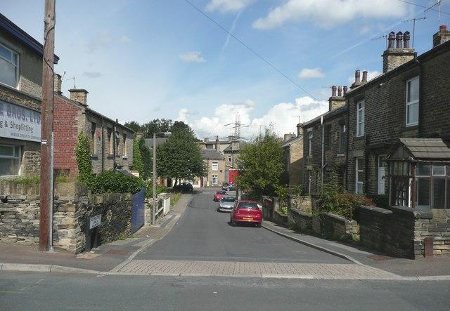 Victoria Street, Rastrick