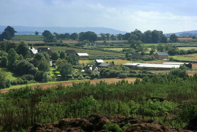 2008 : South from Baggridge Farms