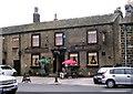 SE1643 : Malt Shovel - Main Street, Menston by Betty Longbottom