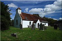 SU0106 : All Saints Church - Chalbury by Mike Searle