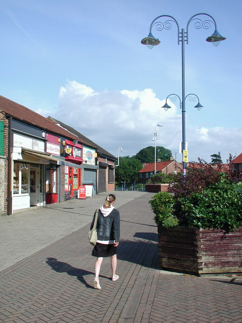 High Street, Eastfield