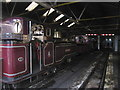SH5837 : Boston Lodge locomotive shed, Ffestiniog Railway by Rudi Winter