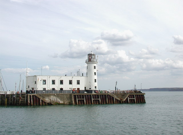 Harbour Lighthouse, Scarborough