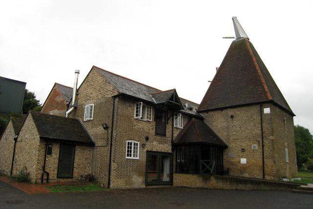 Oast House at Capstone Farm, Capstone Road, Gillingham, Kent