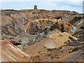SH4490 : The Great Opencast, Parys Mountain : Week 32