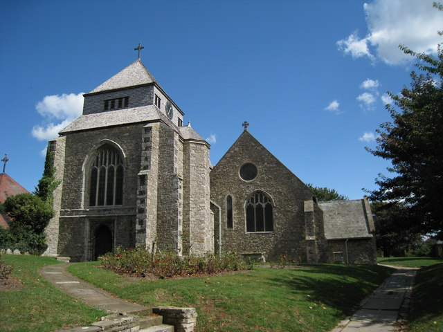 Minster Abbey, Minster, Isle-Of-Sheppey, Kent
