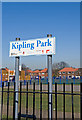 SD5703 : Kipling Park, Worsley Mesnes by Dave Green