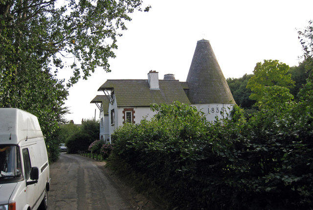 White Oast, Mill Road, Wingham Well, Kent