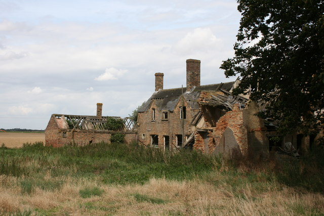 Derelict House 169 Adam Brookes Geograph Britain And Ireland
