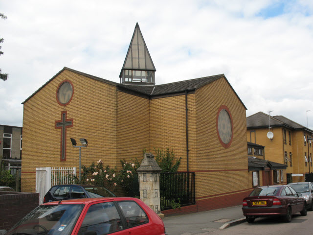 All Saints church, Clapham Park