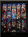 TQ3073 : All Saints window by Stephen Craven