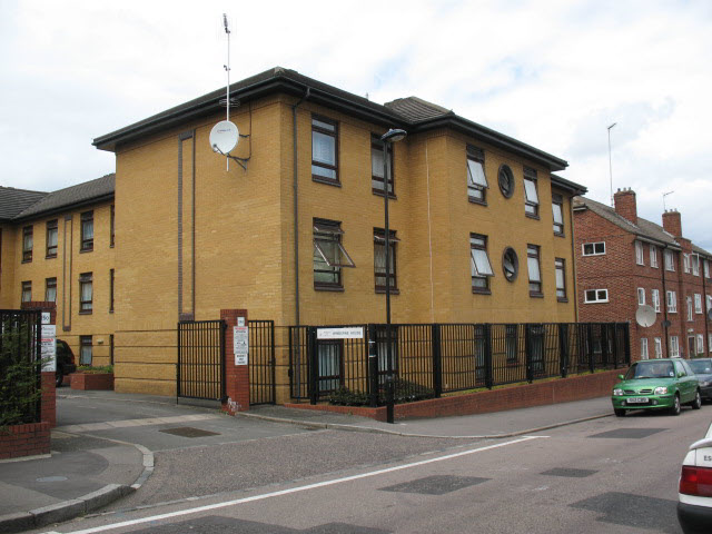 Social housing, Lyham Road